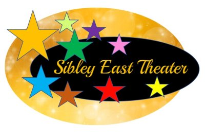 Sibley East Theater Logo